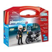 Playmobil 5648 City Action - Skrzyneczka Policja