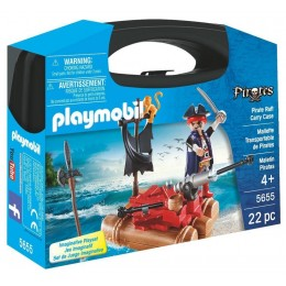 Playmobil 5655 Pirates - Tratwa piracka