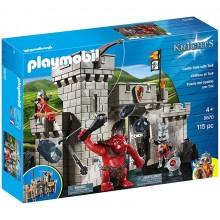 Playmobil 5670 Knights - Brama zamkowa z olbrzymim trollem 5670