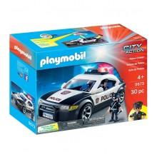 Playmobil 5673 City Action - Samochód policyjny
