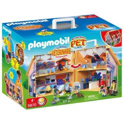 Playmobil 5870 – Klinika dla zwierząt