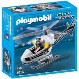 Playmobil 5916 Klocki City Action Helikopter Policyjny