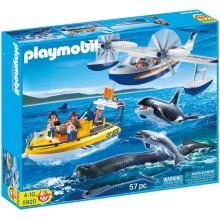 Klocki Playmobil 5920 City Action - Badacze wielorybów