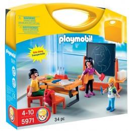 Playmobil 5971 Przenośna walizka Szkoła