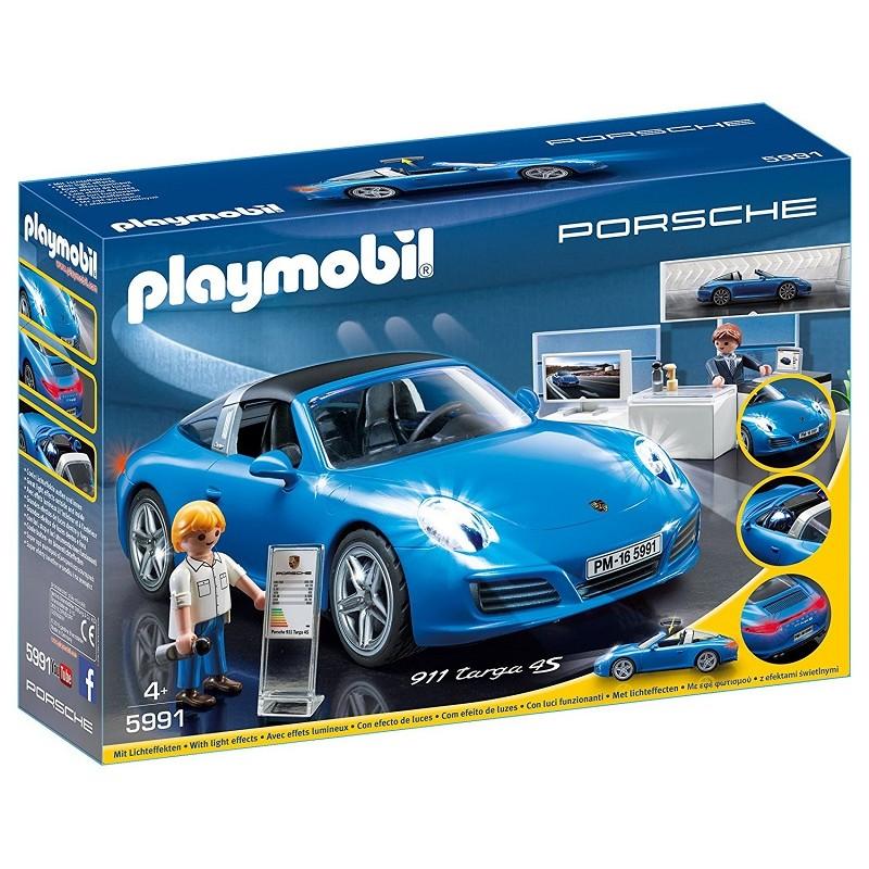 playmobil 5991 porsche 911 targa 4s sklep zabawkowy. Black Bedroom Furniture Sets. Home Design Ideas