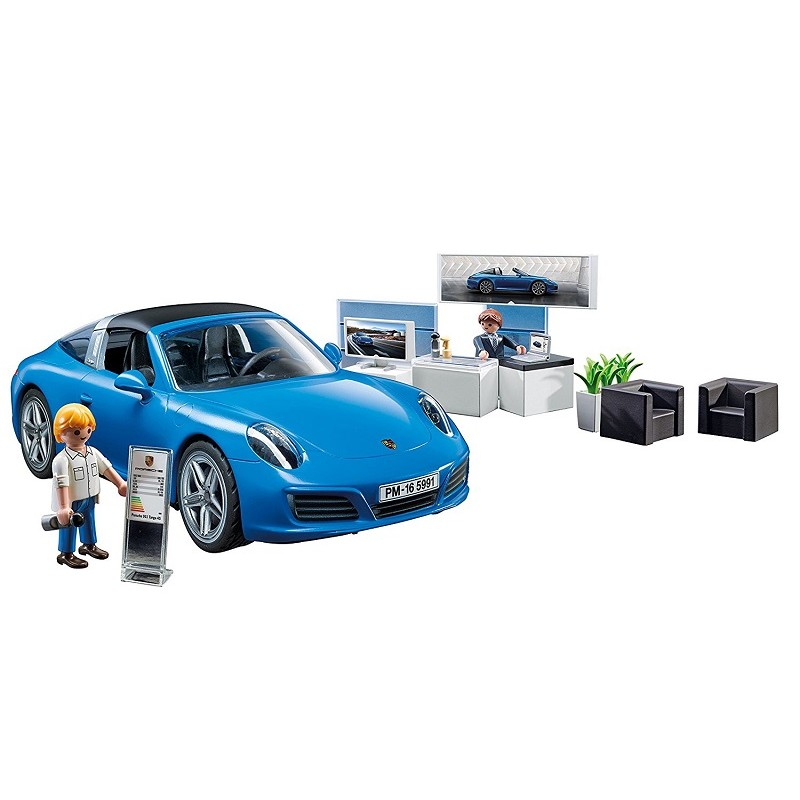 playmobil 5991 porsche 911 targa 4s sklep zabawkowy. Black Bedroom Furniture Sets. Home Design Ideas