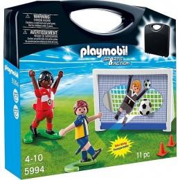 Playmobil 5994 Przenośna walizka Piłka nożna