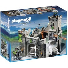 Playmobil 6002 Forteca Rycerzy Herbu Wilka