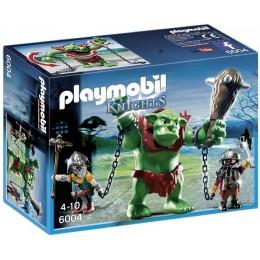 Playmobil 6004 Olbrzymi troll z karłowatymi wojownikami