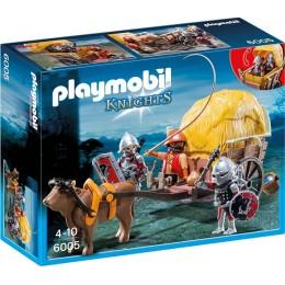Playmobil 6005 Zamaskowany Powóz Rycerzy Herbu Sokoła