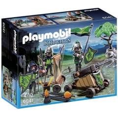 Playmobil 6041 Oddział Bojowy Rycerzy Herbu Wilka