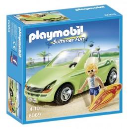Playmobil 6069 Surfer z kabrioletem