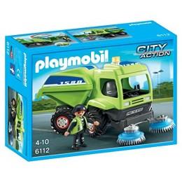Playmobil 6112 Klocki City Action Zamiatarka Miejska