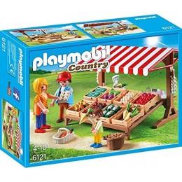 Playmobil Klocki Country 6121 Stoisko z Warzywami