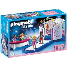 Playmobil Klocki City Life 6148 Casting - Modelki na Wybiegu