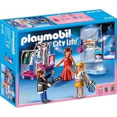 Playmobil Klocki City Life 6149 Pokaz mody z sesją zdjęciową