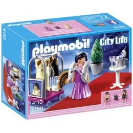 Playmobil Klocki City Life 6150 Sesja z Gwiazdą