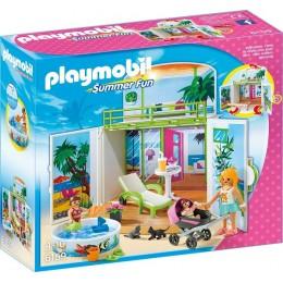 Playmobil 6159 Game Box Słoneczny taras