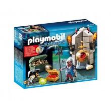 Playmobil Rycerze 6160 Strażnicy skarbu królewskiego
