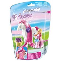 Playmobil Klocki Princess 6166 Księżniczka Rosalia