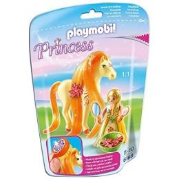 Playmobil Klocki Princess 6168 Księżniczka Sunny