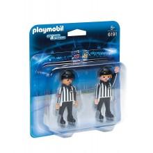 Playmobil 6191 Sports&Action - Sędziowie hokejowi - Dwupak figurek