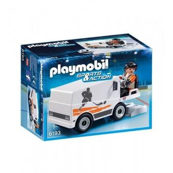 Klocki Playmobil 6193 Sports&Action - Maszyna do lodu na boisku hokejowym
