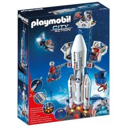Playmobil 6195 Rakieta kosmiczna ze stacją bazową