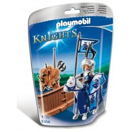 Playmobil Klocki Knights 5356 Rycerz Turniejowy Braterstwa Lwa