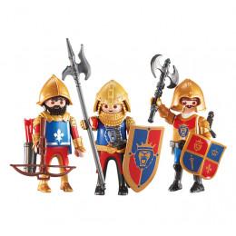 Playmobil 6379 Figurki - Rycerze herbu Lew