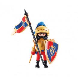 Playmobil 6380 Figurka Dowódcy rycerzy herbu Lew