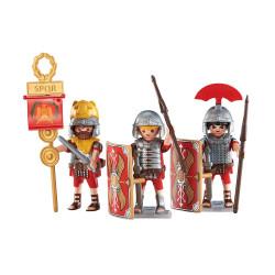 Playmobil - 3 rzymscy żołnierze - 6490