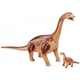 Playmobil - Brachiozaur z młodym dinozaurem - 6595