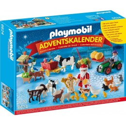 Playmobil 6624 Kalendarz adwentowy - Święta w gospodarstwie