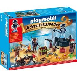 Playmobil 6625 Kalendarz adwentowy - Tajemnicza piracka wyspa
