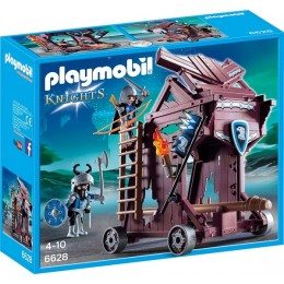 Playmobil 6628 Wieża Oblężnicza Rycerzy Herbu Orzeł