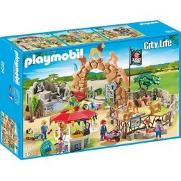 Playmobil City Life 6634 Moje Duże Zoo