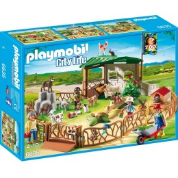 Playmobil Klocki City Life 6635 Mini Zoo