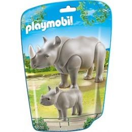 Playmobil City Life 6638 Nosorożce