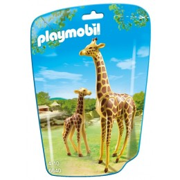 Playmobil City Life 6640 Żyrafy