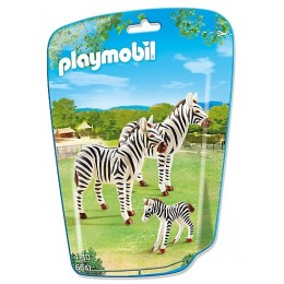 Playmobil City Life 6641 Zebry