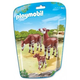 Playmobil City Life 6643 Okapi