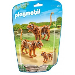 Playmobil City Life 6645 Tygrysy