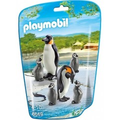 Playmobil City Life 6649 Pingwiny