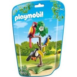 Playmobil City Life 6653 Papugi i Tukan