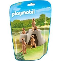 Playmobil City Life 6655 Surykatki