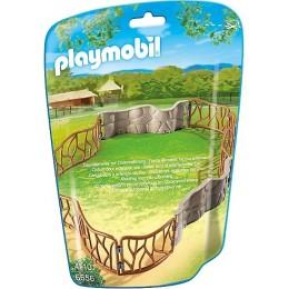 Playmobil City Life 6656 Wolny Wybieg dla Zwierząt w Zoo