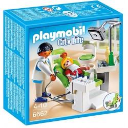 Playmobil 6662 Szpital Gabinet Dentystyczny i Dentysta