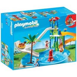 Playmobil 6669 Aqua Park ze zjeżdżalnią
