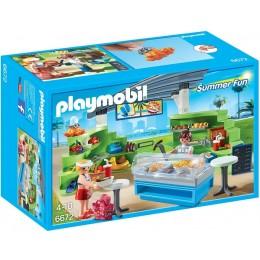 Playmobil Klocki Summer Fun 6672 Sklep z przekąskami